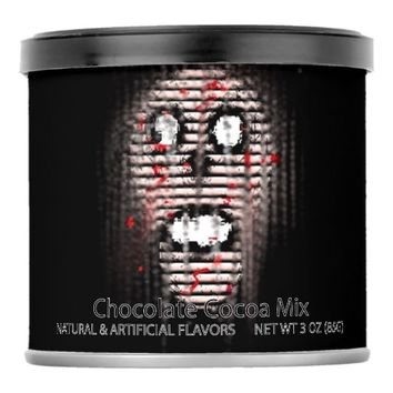 Scary Skull Hot Chocolate Drink Mix