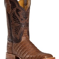Cinch Caiman Cowgirl Boots - Square Toe - Sheplers