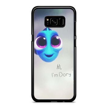 Baby Dory Finding Dory Samsung Galaxy S8 Case