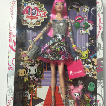 Barbie tokidoki doll New