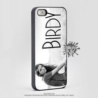 Birdy Black And White Photo Iphone 5/5S Case
