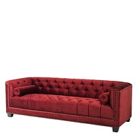 Red Sofa | Eichholtz Paolo