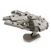 FASCINATIONS METAL EARTH STAR WARS MILLENNIUM FALCON