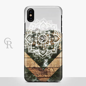 Ohm Phone Case For iPhone 8 iPhone 8 Plus - iPhone X - iPhone 7 Plus - iPhone 6 - iPhone 6S - iPhone SE - Samsung S8 - iPhone 5 - Boho
