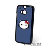 Hello Baymax HTC One M8 Case Cover for M9 M8 One X Case