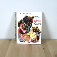 The Three Bears {1994} Vintage Book