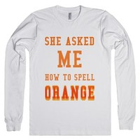 Mean Girls Long Sleeve Tee-Unisex White T-Shirt