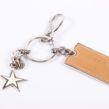 Tod's womens keychain WCT8G0100CPLC604