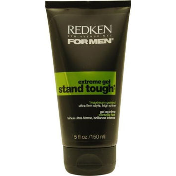 Mens Stand Tough Extreme Hold Gel 5 Oz