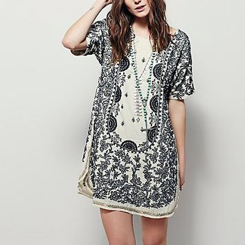 Free People Womens Sunday Afternoon Dress