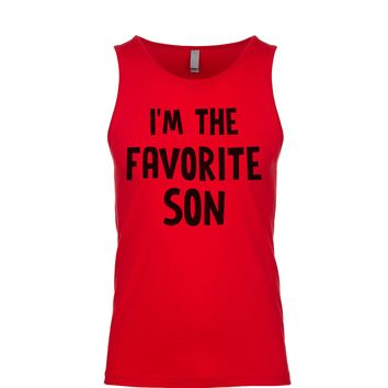 I'm The Favorite Son Men's Tank