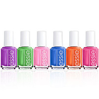 essie neon color collection - Makeup - Beauty - Macy's
