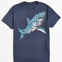 Riot Society Ornate Shark Tee - Urban Outfitters