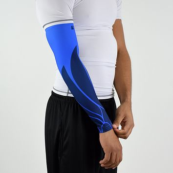 Icarus Navy and Blue arm sleeve