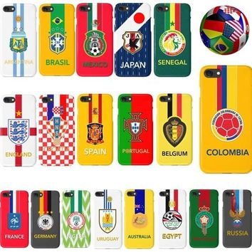 Fifa 2018 World Cup Countries iPhone Case