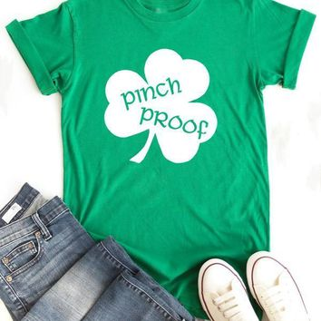 Pinch Proof Unisex Tee
