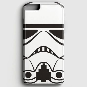 Stormtrooper Helmet Graphic iPhone 6 Plus/6S Plus Case