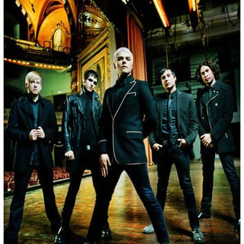 My Chemical Romance Fabulous Killjoys Poster 11x17