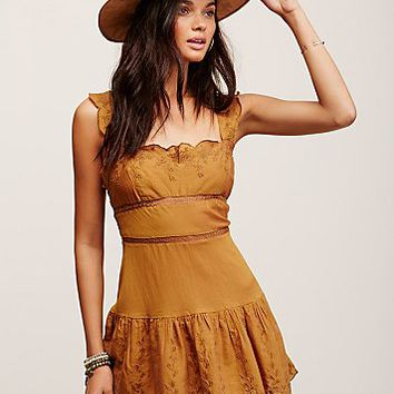 Free People Angelica Mini Slip