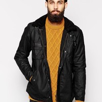 Barbour | Barbour Apollo Waxed Jacket at ASOS