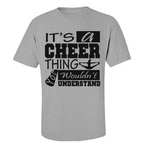 It's a cheer thing: Creations Clothing Art