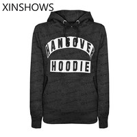2016 Sale Top Regular Sailor Moon 2016new Arrvial Hangover Hoodies Letter Printed Colors Style Pullover Sweatshirt For Women