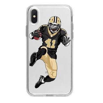 ALVIN KAMARA SAINTS CUSTOM IPHONE CASE