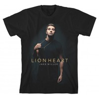 Warner Music Group Official Store - Lion Heart Photo T-Shirt