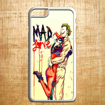 harley quinn joker mad love couple for iphone 4/4s/5/5s/5c/6/6+, Samsung S3/S4/S5/S6, iPad 2/3/4/Air/Mini, iPod 4/5, Samsung Note 3/4, HTC One, Nexus Case*PS*