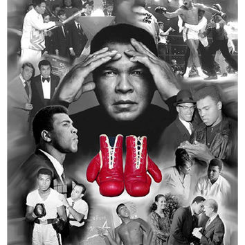 Muhammad Ali: Power, Magnetism, Personality