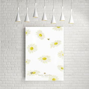 KATE SPADE SUNFLOWER ARTWORK POSTERS