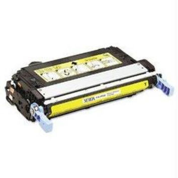 XEROX CARTRIDGES REPLACE HP Q5952A - YELLOW FOR COLOR LASERJET 4700 SERIES, XERO