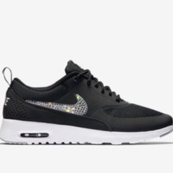Nike Air Max Thea with SWAROVSKI ELEMENTS custom