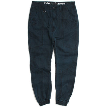 Rich Jogger Pants Navy