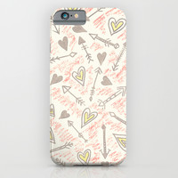 Capture My Heart iPhone & iPod Case by Sandra Arduini