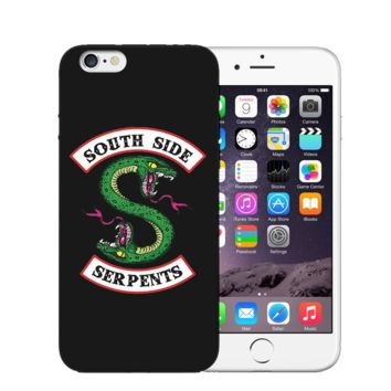 Riverdale Jughead Southside Serpents Phone Case Cover For iPhone