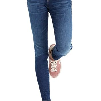 Madewell 8-Inch Skinny Jeans (Ames) | Nordstrom