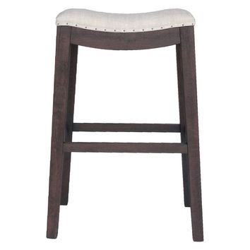 Rider Barstool, Rustic Java, Bar & Counter Stools