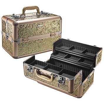 SEPHORA COLLECTION Gold Star Traincase