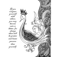 Inspirational Desiderata Poem Adult Coloring Book: Stress Relieving Patterns Surround Inspirational Quotes from the Classic Poem Desiderata by Max Ehrmann Paperback – April 18, 2016