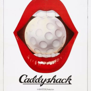 Caddyshack Movie Poster 24in x36in