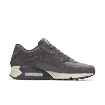 The Nike Air Max 90 Premium iD Shoe.