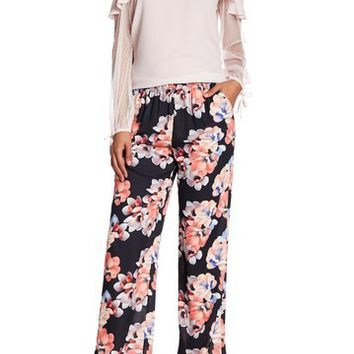 CeCe by Cynthia Steffe | Garden Blooms Pants | Nordstrom Rack