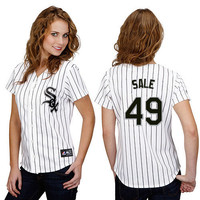 Chicago White Sox Women's Personalized Replica Jersey by Majestic Athletic