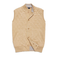 Loro Piana | sweater horsey® vest cotton & cashmere