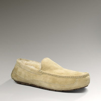 UGG® Ascot for Men | Suede Outdoor Slippers at UGGAustralia.com