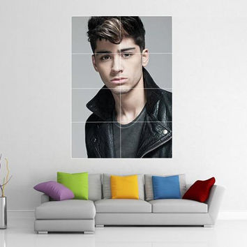 Zayn Malik One Direction 1D Giant Wall Poster