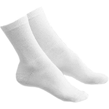 Hanes Womens Crew Socks, 6-Pack (Shoe Size 8-12)