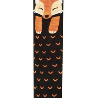 Black Fox Knee High Socks - New In This Week - New In - Topshop USA