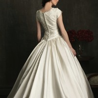 Allure Modest Wedding Dresses at BestBridalPrices.com